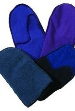 Sportees Sportees-Mitten-Liners - made from 4 way stretch Polartec Fleece