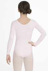 Capezio Capezio-CC450C-Long Sleeved Bodysuit