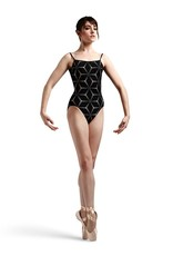 Bloch Mirella MJ7174-Origami-Laser-Full-Cami-Leotard