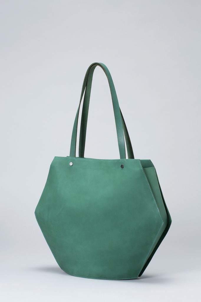 ELK Elk Sea Green Vorm Large Bag