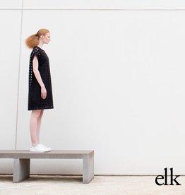 ELK Elk Grid Burnout Dress ON  SALE !!