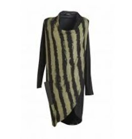 Nor Nor 71103 Jersey Stripe Cardigan