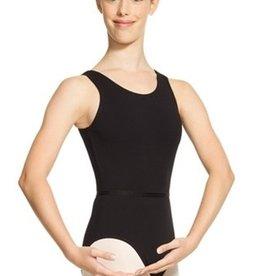 Mondor Mondor-1645-Bodysuit-4-6-BLK