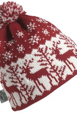 Turtle Fur Turtle Fur Classic Wool Ski Hats: Pom Dear Deer