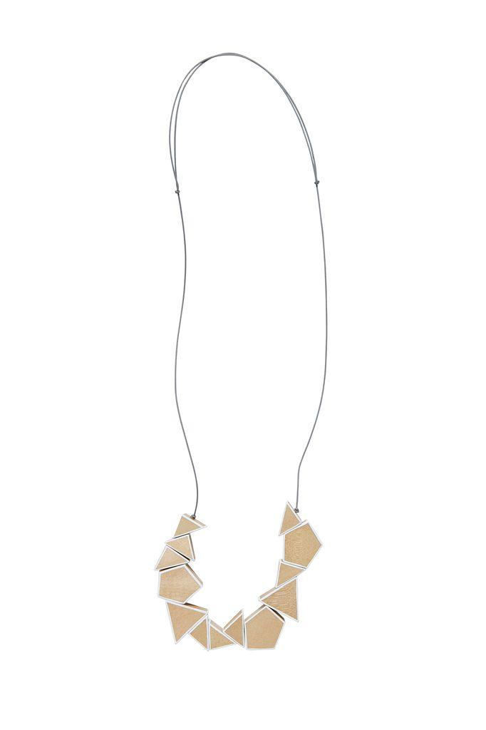 ELK Elk Wooden Necklace N2069S16