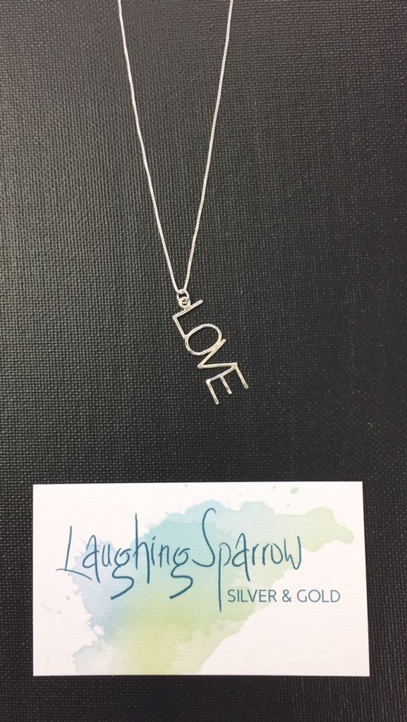 Laughing Sparrow Laughing Sparrow 300 Love  Pendant