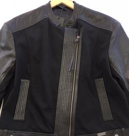 Nor Nor 71610 Leather Jacket