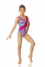 Mondor Mondor 7886-Triple Strap Gymnastics-Leotard/Bodysuit