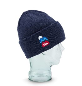 Coal Coal The Donner Beanie - Navy