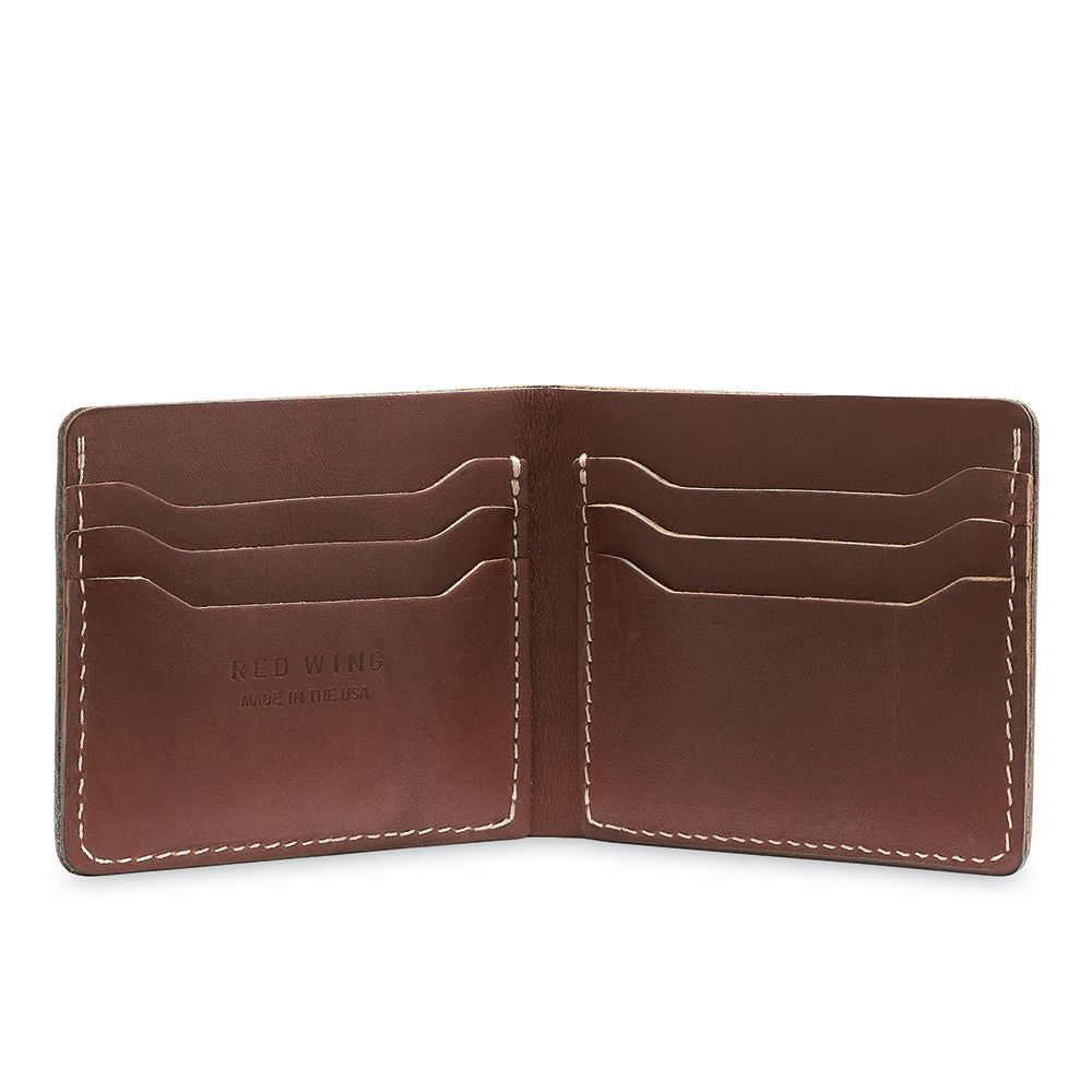 Red Wing Red Wing Classic Bifold 95034 - Amber Frontier