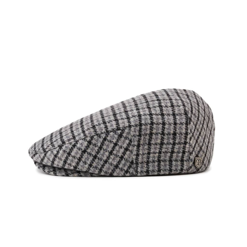 Brixton Brixton Hooligan Snap Cap - Grey/Charcoal