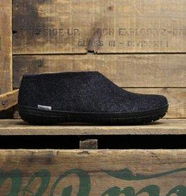 Glerups Glerups Chaussure/Shoe (semelle de caoutchouc) - Black (Charcoal)