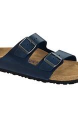 Birkenstock Birkenstock Arizona Soft - Oiled Leather (Men - Regular) - Blue