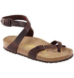 Birkenstock Birkenstock Yara Oiled Leather (Women Regular) - Habana