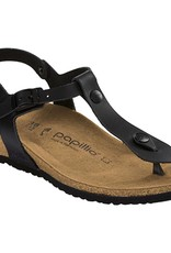 Birkenstock Birkenstock Papillio Ashley Leather (Women - Regular) - Black