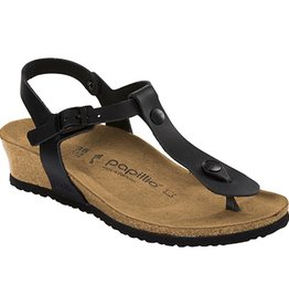 Birkenstock Birkenstock Papillio Ashley Leather (Femmes - Régulier) - Black DI