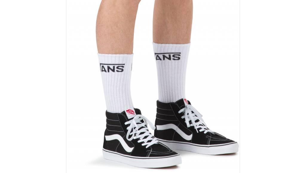 Vans Vans Classic Crew Socks - White