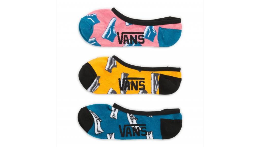 Vans Vans Patched Up Canoodle Socks - Multi