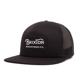 Brixton Brixton Grade Mesh Cap - Black/Black