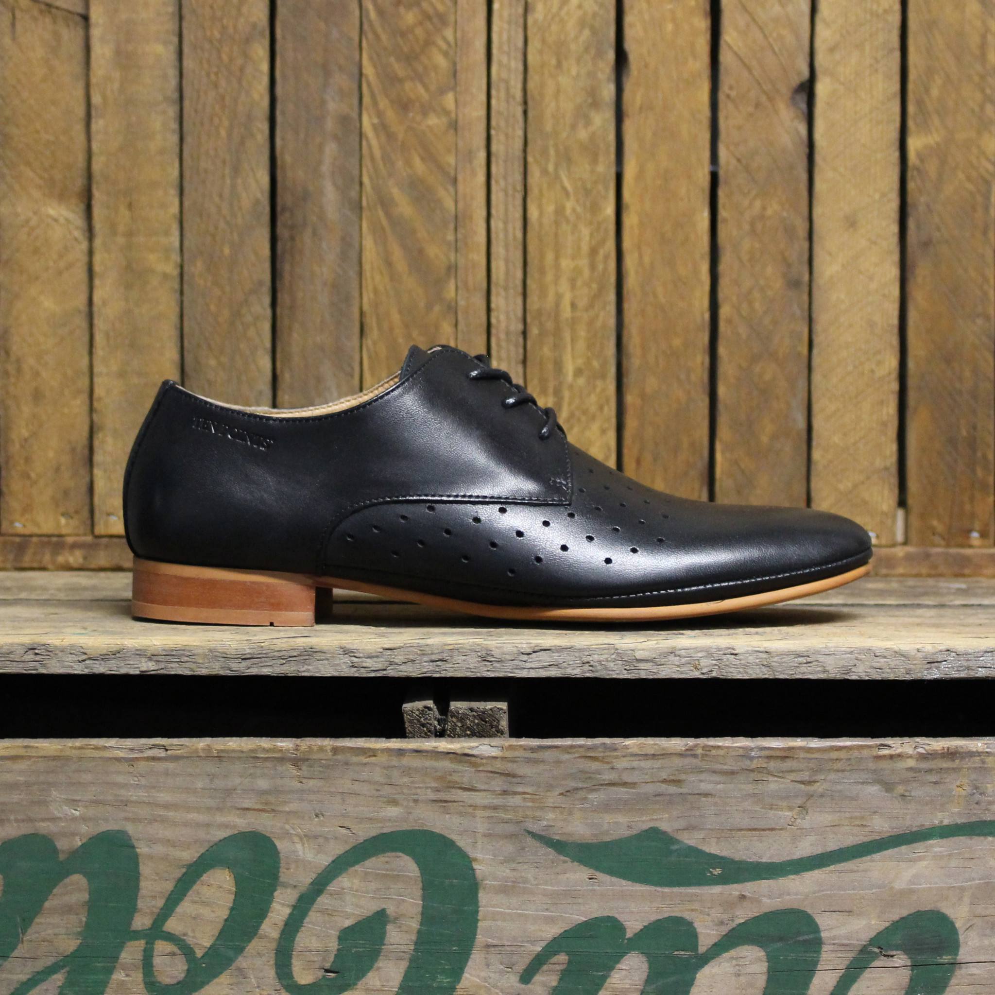 Ten Points Ten Points New Toulouse Chaussure - Noir