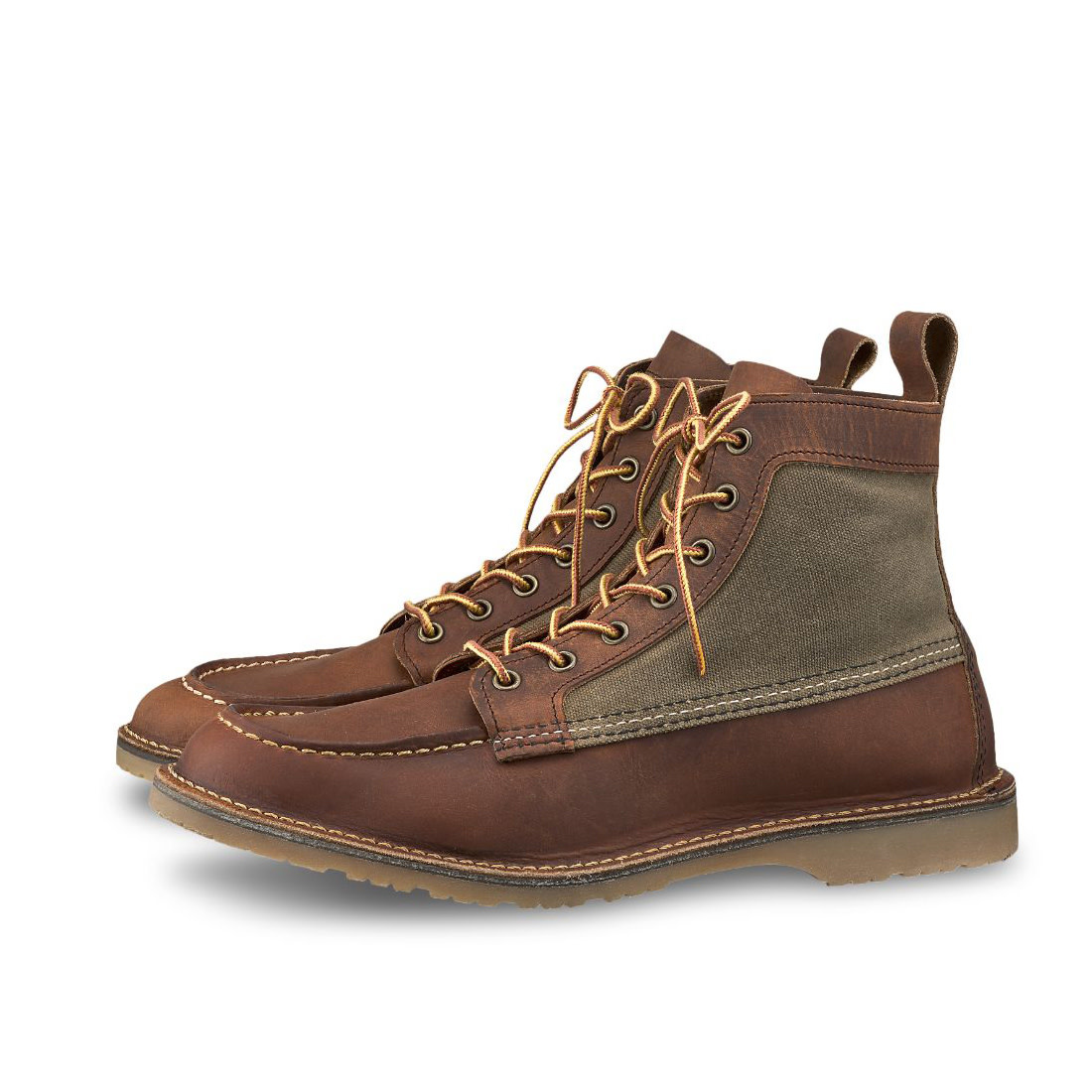 Red Wing Red Wing Wacouta 3335 - Copper Rough & Tough