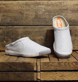 Softinos Softinos IMA Cuir Lisse - Blanc