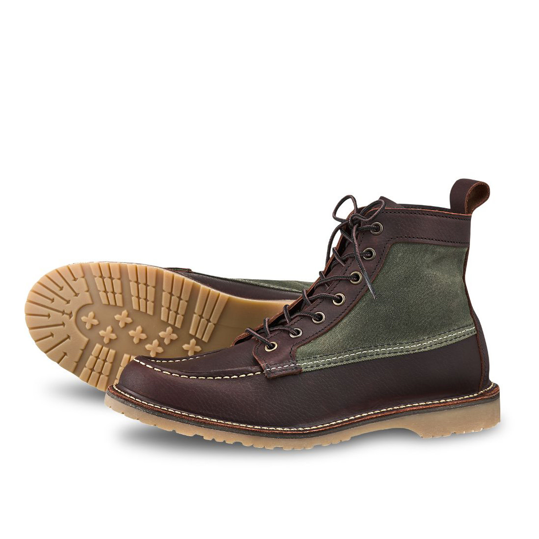 Red Wing Red Wing Wacouta 3336 - Briar Oil Slick