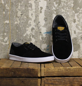 Emerica Emerica The Romero Laced - Black/Black/White