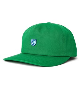 Brixton Brixton B-Shield MP Snapback - Clover