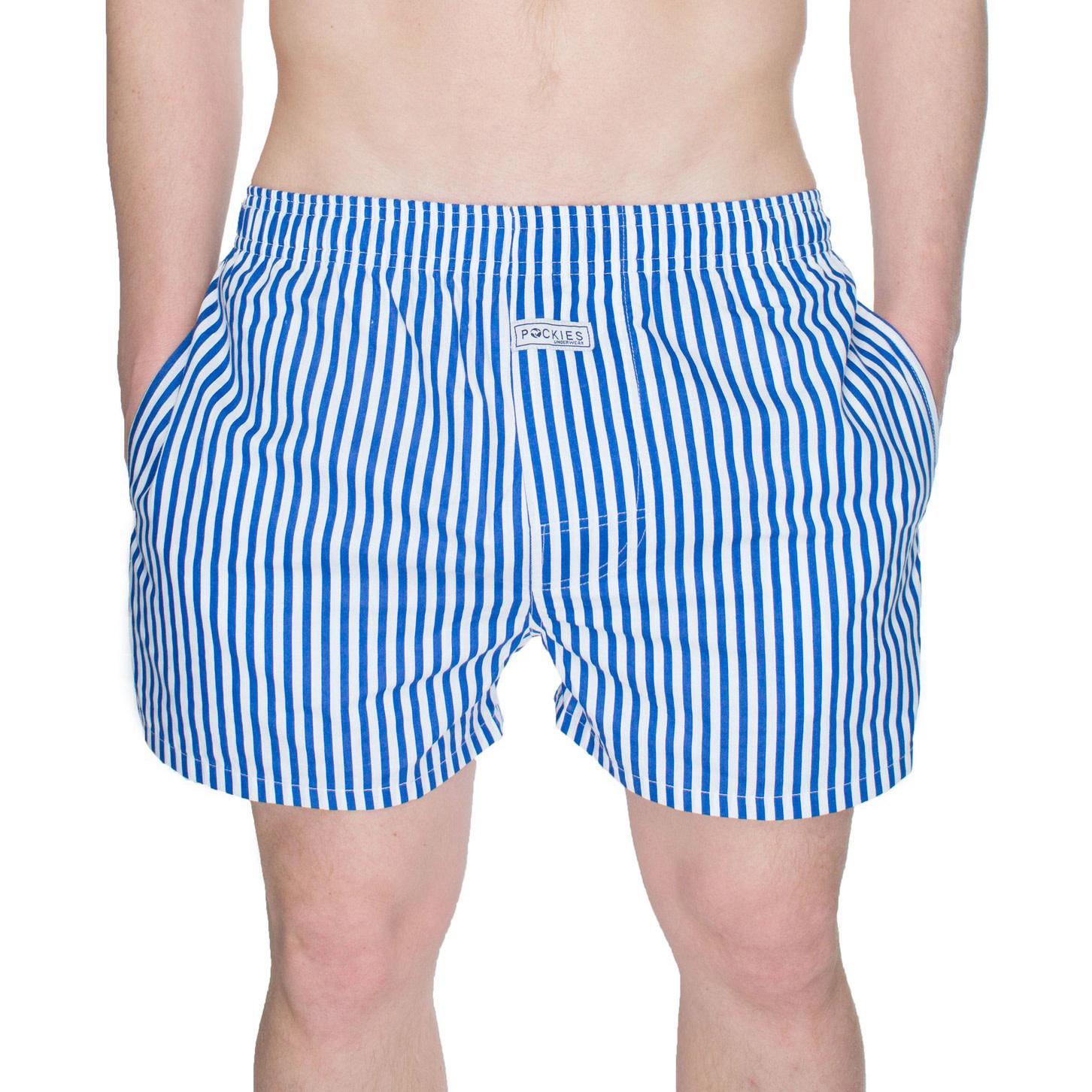 Pockies Pockies Navy Stripes