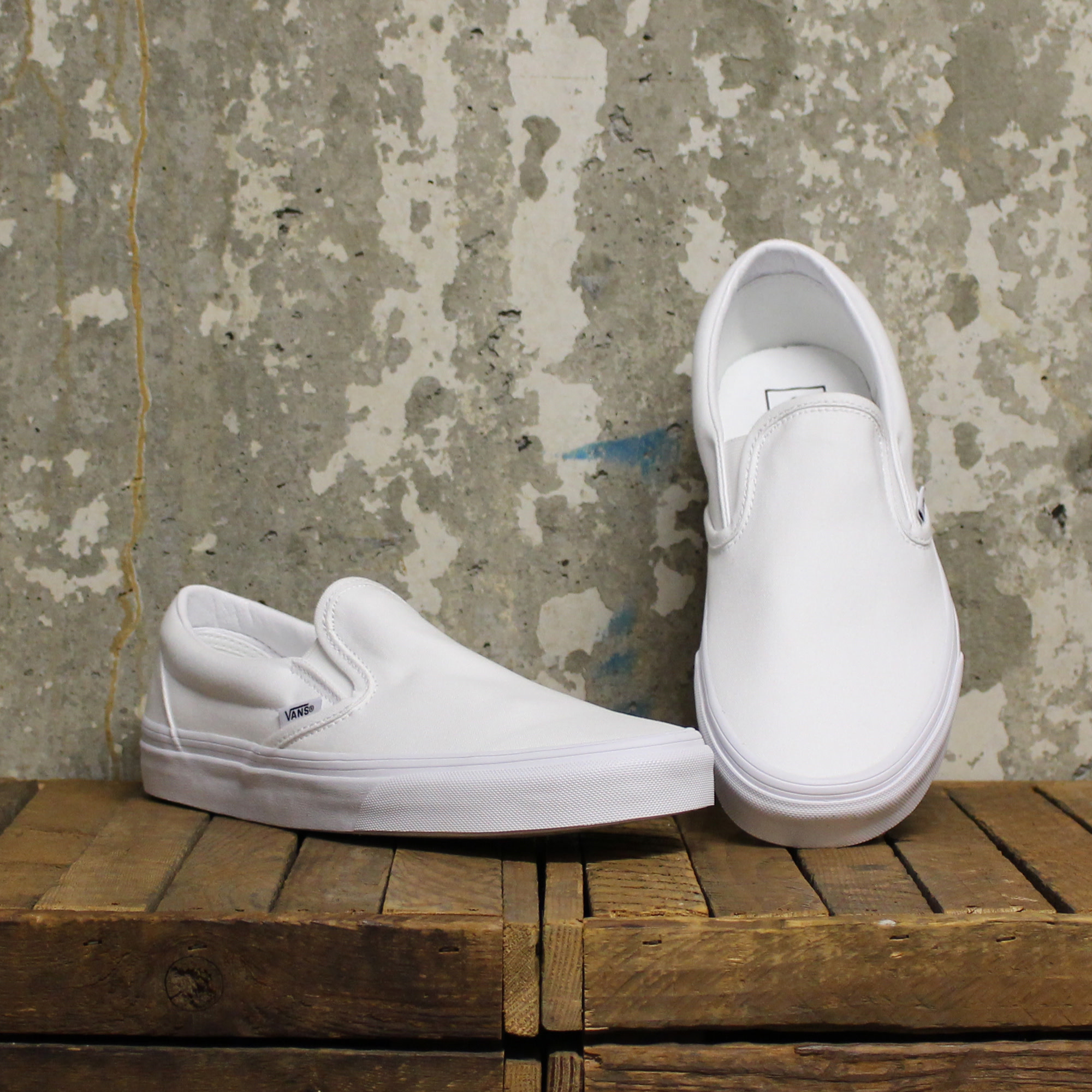 Vans Vans Classic Slip-On - True White