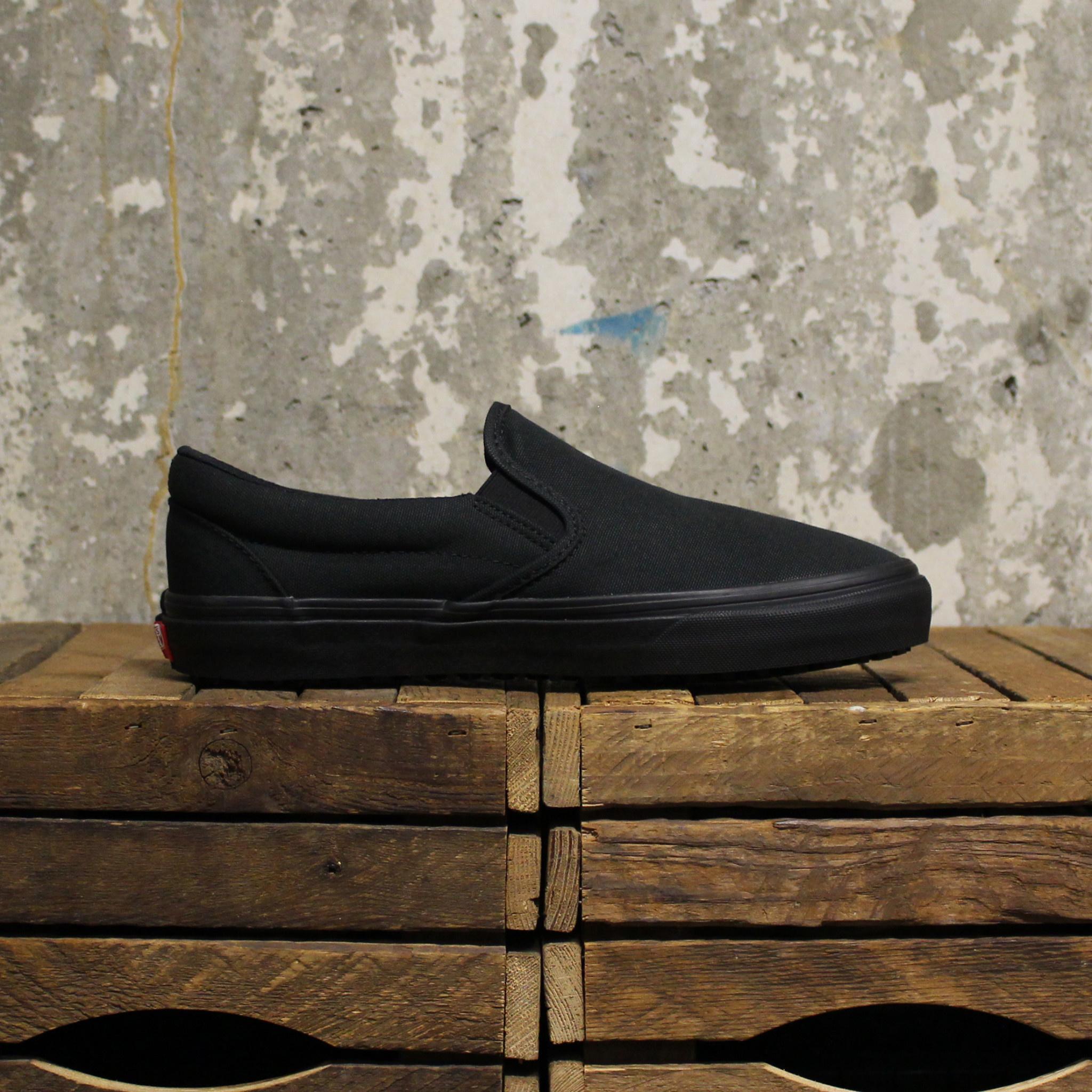 Vans Vans Classic Slip-On UC (Made for the Makers) - Black/Black/Black