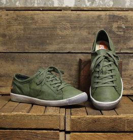 Softinos Softinos ISLA Smooth Leather - Forest Green
