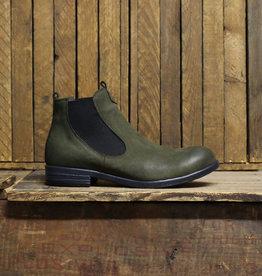 Bueno Bueno Silvia - Army Green (Nubuck)
