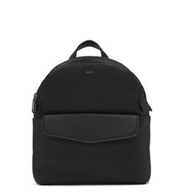 Colab Colab Pebble P.U. Mini Backpack (#6336) - Black