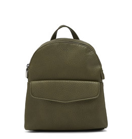 Colab Colab Pebble P.U. Mini Backpack (#6336) - Leaf