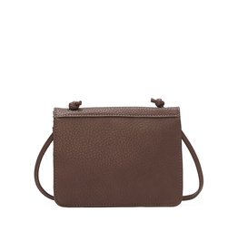 Colab Colab Pebble P.U. Smalls Crossbody Caryall (#6043) - Oak