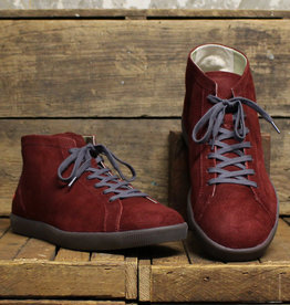 Softinos Softinos TEM Ranch Leather - Dark Red