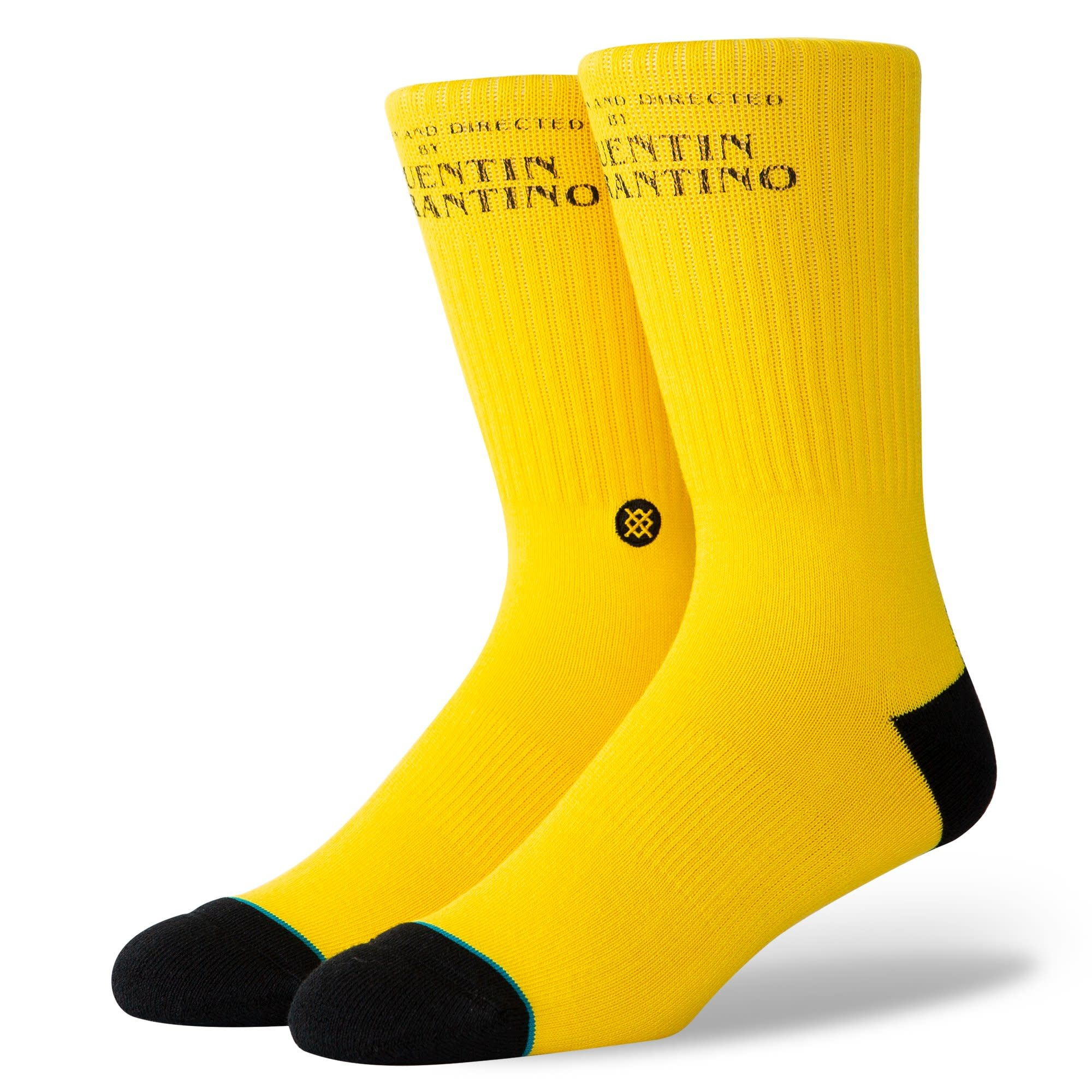 Stance Stance Kill Bill - Yellow