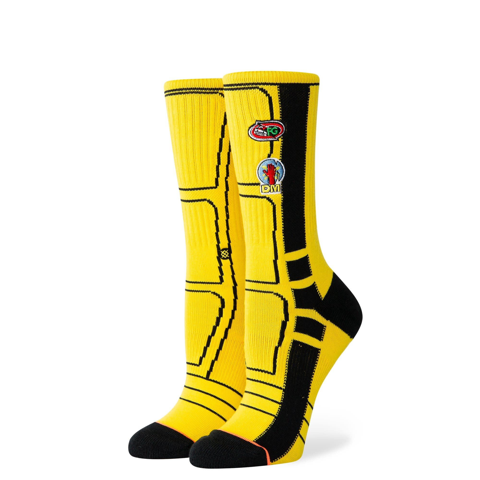 Stance Stance KB Bride Jacket - Yellow