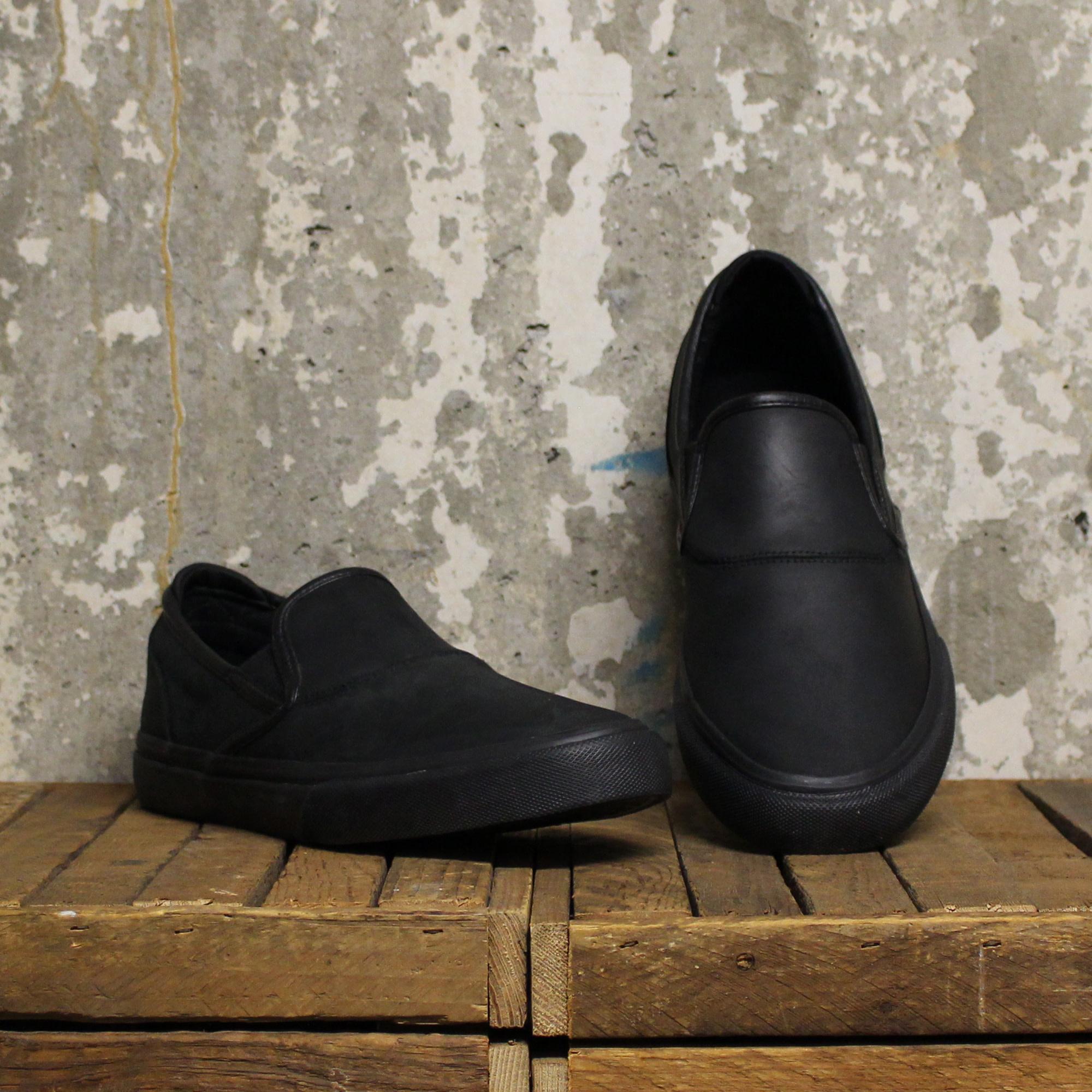 Emerica Emerica Wino G6 Slip-On - Black/Black