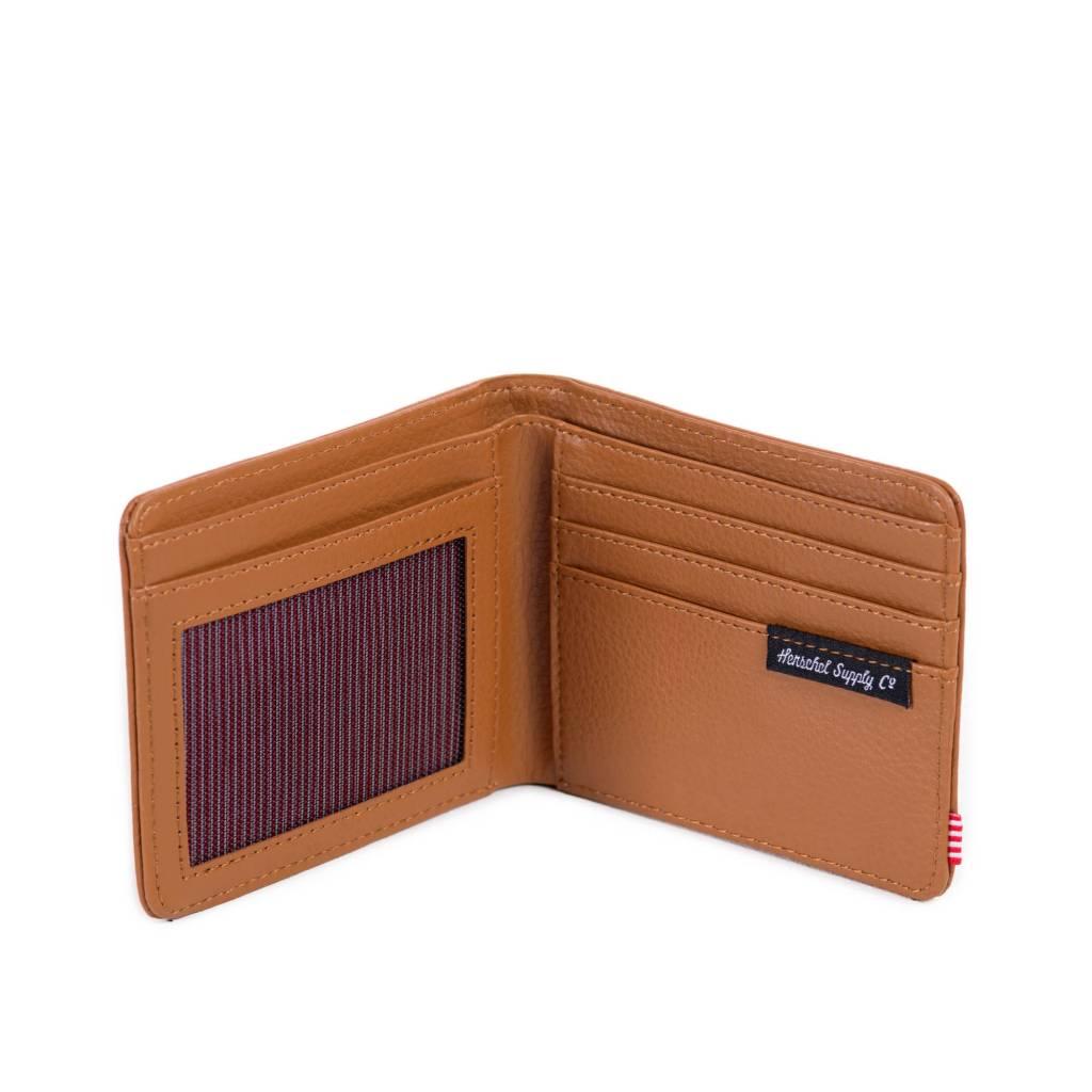 Herschel Supply Co. Herschel Hank Wallet Leather - Tan Pebble