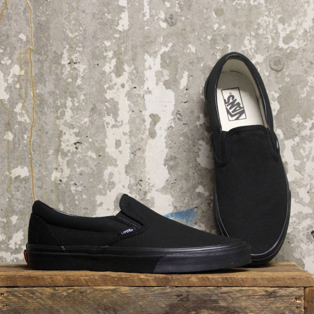 Vans Vans Classic Slip-On - Black/Black