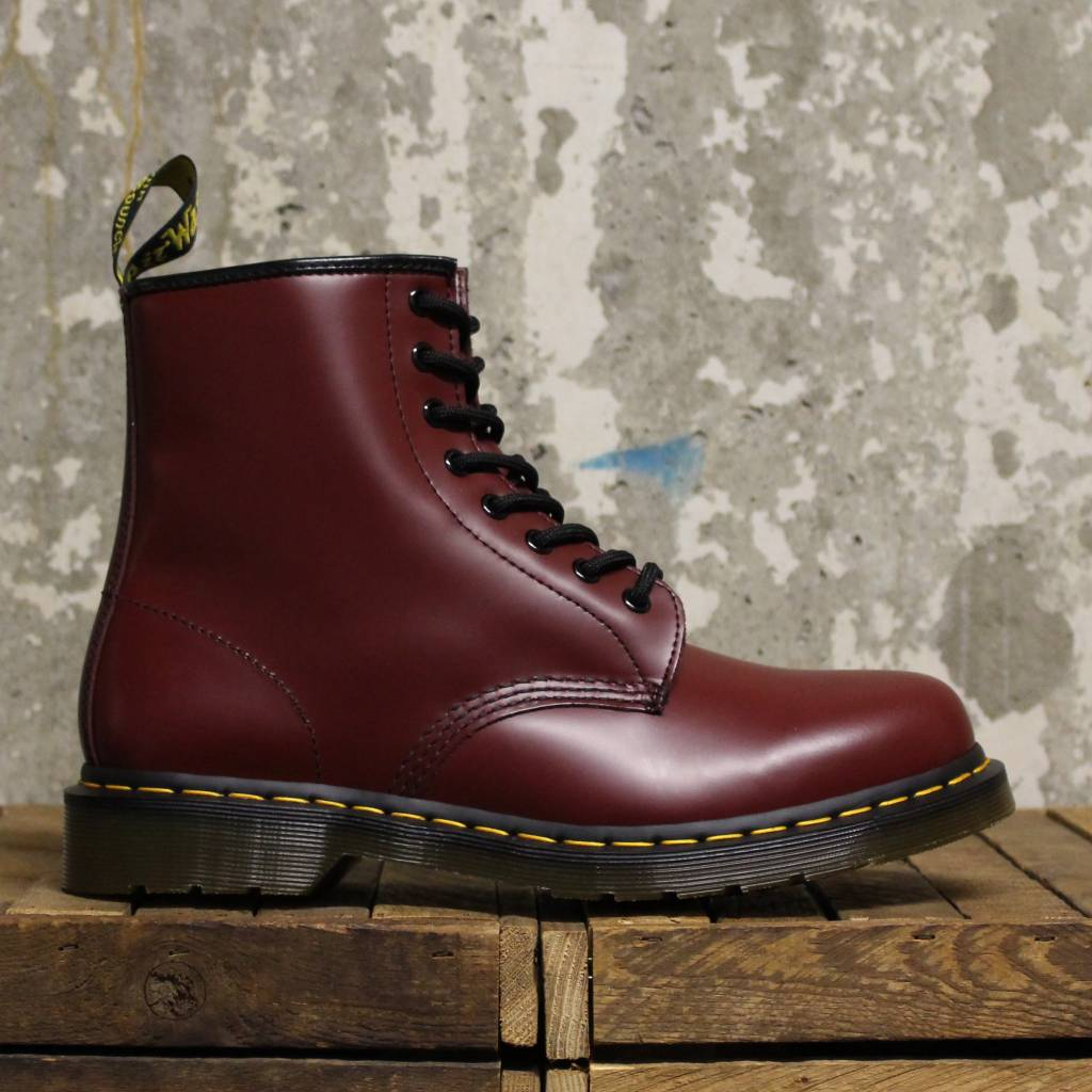Dr Martens Dr Martens 1460 (Smooth) - Cherry Red