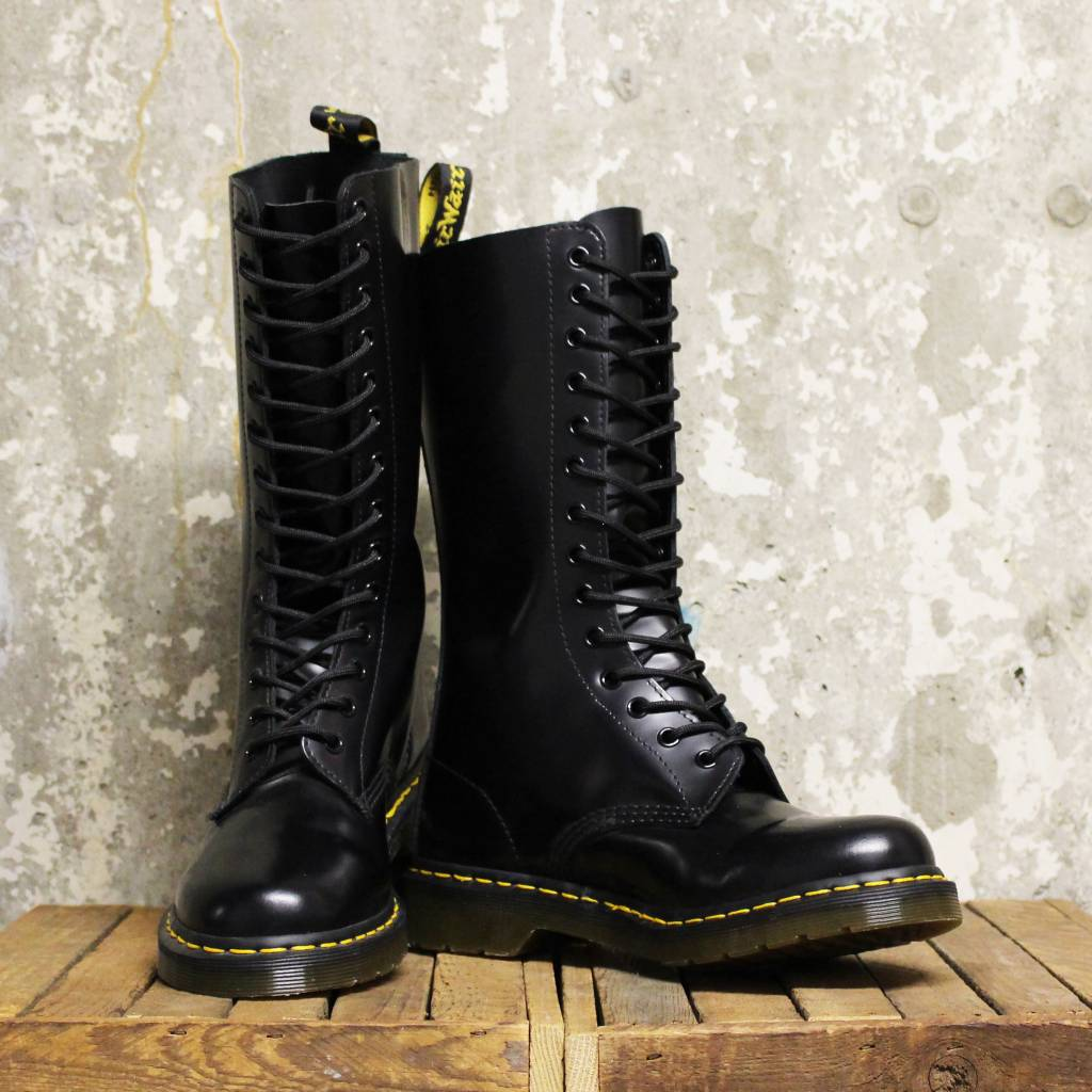 Dr Martens Dr Martens 1914  (Smooth) - Black