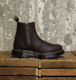 Dr Martens Dr Martens 2976 Alyson With Zips (Snowplow WP) - Dark Brown