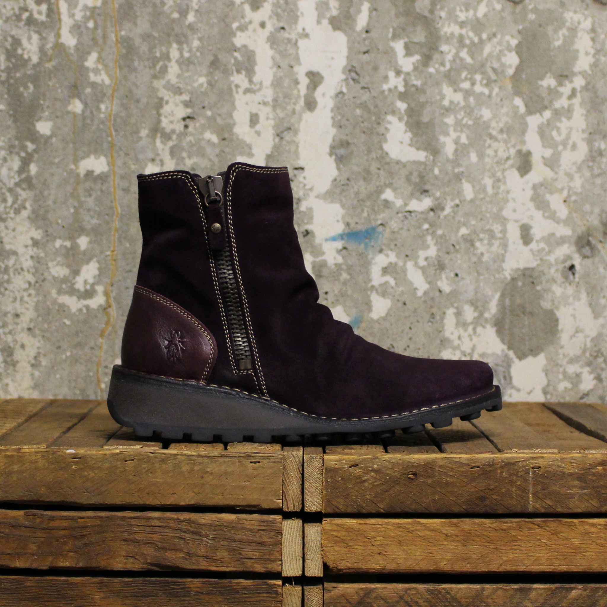 Fly London Fly London MON - Oil suede/ Rug - Purple