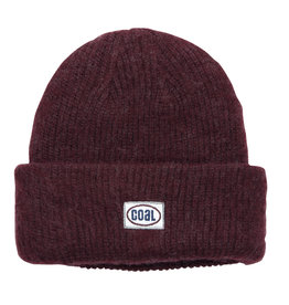 Coal Coal The Earl Beanie - Heather Burgundy