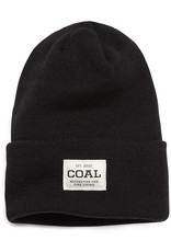 Coal Coal The Uniform - Solid Black