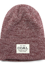 Coal Coal The Uniform - Burgundy Marl